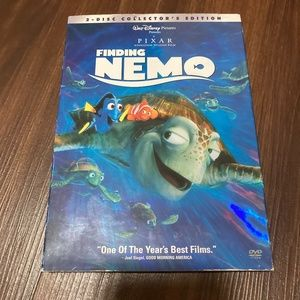 Finding Nemo DVD, 2003, 2-Disc Collector's Edition
